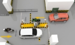 Bãi giữ xe thông minh vietparking