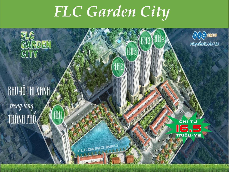 Vietparking thi công dự án FLC Garden City - Đại Mỗ - Hà Nội